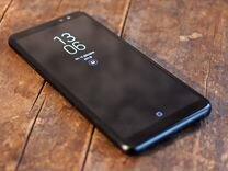 SAMSUNG Galaxy A8 (2018) SM-A530F/DS 32Gb черныйru