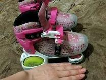Детские роликовые коньки eXplore