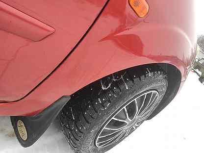 Крыло переднее правое Ford Fiesta хэтчбек 5дв. 1.6