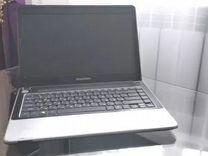 Ноутбук acer emachines все работает/4gb ddr3/win7