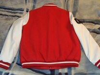 Куртка бомбер Zara 46-48р.L — Одежда, обувь, аксессуары в Санкт-Петербурге