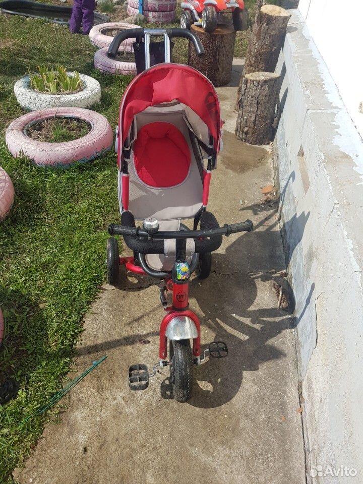 Велосипед 3х колесный  89038218636 купить 2