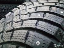 205/55/R16 Michelin 4шт. б\у зимние