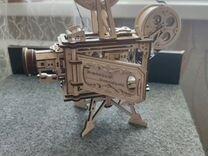 Конструктор деревянный 183 детали