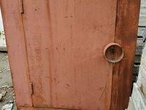 Шкаф металлический — Ремонт и строительство в Москве