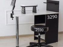 Массажные Столы маникюрные, стулья, кушетки, лампы