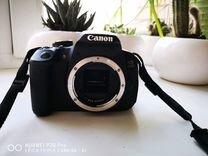 Canon 650d + kit 18-55 f