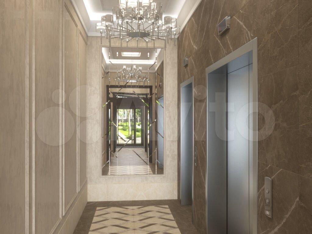 1-к квартира, 42 м², 4/19 эт.  88314107670 купить 5