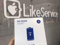 Акб KU feng для iPhone Гарантия 6 месяцев