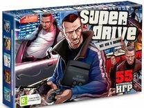 Сега Super Drive GTA (55-in-1)
