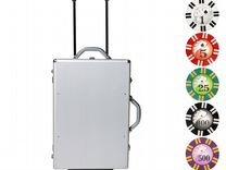 Покерный набор на 1000 фишек