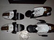 Крепления для горных лыж fischer X11 wide 90